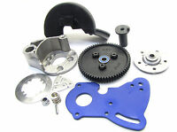 Brushless E-REVO SPUR GEAR & MOTOR MOUNT TQI - READY 5690X, 1/10 Traxxas 5608