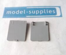 Dinky 978 reproduction grey plastic lift up rear doors (pair)