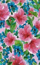 200 10x13 Pink Tropical Flowers DESIGNER Poly Mailers Envelopes Custom Bags