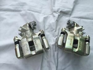 HONDA CIVIC TYPE  R (EP3) Complete Rear Calipers & CARRIERS/SLIDDERS Ready 2 Fit