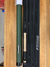 Sage X 9' Fly Rod, 8-Weight, 4-Piece, New, Warranty Card