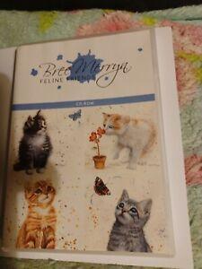 Bree Merryn Feline Friends Cd Rom