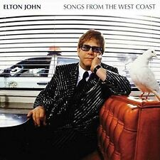 Elton John Limited Edition LP Vinyl Records