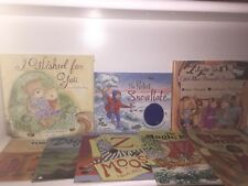 Lot of 8 Children's Books Ages 4-8 Dog The Magic Mill The Perfect Snowflake etc.