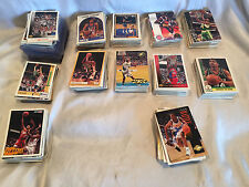 Mix Lot Of 596 Collectible Basketball Cards Mix Brands, Eras, Seasons & Players