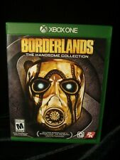 Xbox One BORDERLANDS The Handsome Collection complete Adult Owned