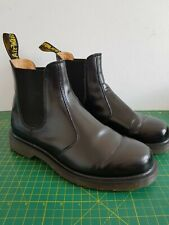 Dr Martens Classic 2976 Chelsea Boots Slip Pull On - Size UK 8 EU 42
