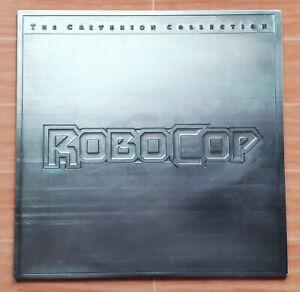 ROBOCOP MOVIE (LaserDisc, 1996) DIRECTOR'S CUT CRITERION COLLECTION