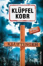 Kluftinger / Kommissar Kluftinger Bd.10 von Volker Klüpfel; Michael Kobr (Buch)