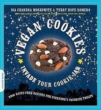Vegan Cookies Invade Your Cookie Jar: 100 Dairy-