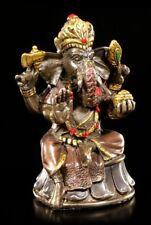 Pequeñas Ganesha Figura - INDIO divinidad felicidad Salud Bendice Regalo