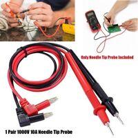 Digital Multimeters Universal Wire Pen Needle Tip Probe MultiMeter Test Leads