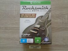 Rocksmith All-New 2014 Edition + Real Tone Cable Xbox One Game - NEW & SEALED