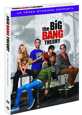 THE BIG BANG THEORY STAGIONE 3 (3 DVD) COFANETTO SERIE TV