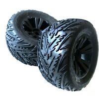 Arrma DBoots Minokawa MT 6S Wheel/Tyre Set (2Pcs) - Kraton - Outcast - Notorious