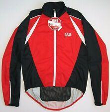 Jacket Gore Bike Wear WindStopper Active Shell Cycling Bicycle Windbreaker Men L