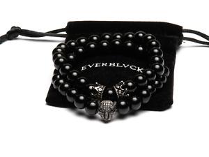 Black Onyx Bracelet for Men/Women
