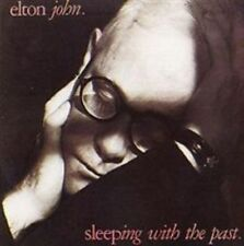 Sleeping with the Past by Elton John CD