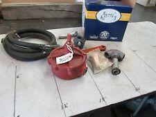 Fuel Dispensing Pump W/Fill Hose & Tank Adapters (NEW)