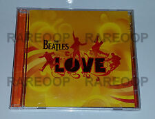 LOVE by Cirque du Soleil / The Beatles (CD, 2006, EMI) ARGENTINA PROMO