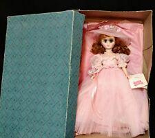 Vintage Madame Alexander Elise Doll In Original Box