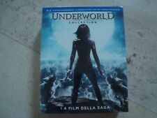 UNDERWORLD Blu-Ray COLLECTION 3D NEW & SEALED Evolution Rise of Lycans Awakening