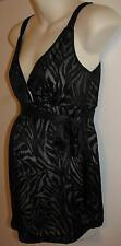 NWT Ripe Limited Maternity Black Sexy Evening Top XS $105