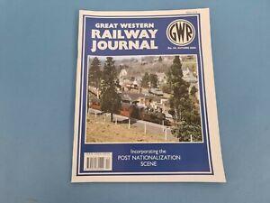 Great Western Railway Journal - No 44 Autumn 2002