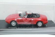 9754 NOREV 1/43 Mazda MX-5 Miata EUNOS Roadster Red Brand-NEW Tracking Number