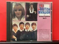The British Invasion: History of British Rock, Vol. 5 by Various Artists CD A550