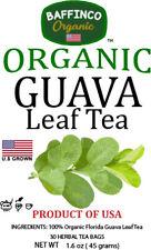 Guava Leaf Herbal Tea 100% Pure Leaf Natural Organic Caffeine-Free FLORIDA USA