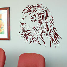 Big Cat Wall Stickers! Transfer Graphic Decal Decor Stencil Large Wild Cat Art