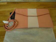 Zara Pink Combined Clutch Bag BNWT