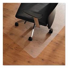 Floortex Cleartex Ultimat Anti-Slip Chair Mat for Hard Floors 48 x 53 Clear