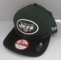 Men's New Era New York Jets Sideline 9FIFTY Snapback Adjustable Hat Cap NWT