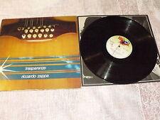 "RICCARDO ZAPPA ""TRASPARENZE"" LP DDD Ita 1980"