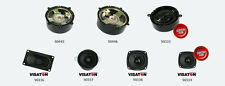 +++ ESU 50324  Lautsprecher Visaton FRS 7, 66,5mm, eckig, 8 Ohm, XL V4.0