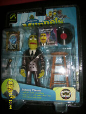 MUPPETS  SHOW SERIES 7 JOHNNY FIAMA VARIANT FIGURE
