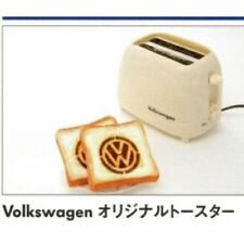 Volkswagen Toaster Ivory VW with BOX Original Mini bus from Japan Very RARE New