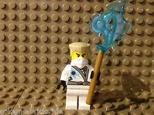 Lego® Ninjago Figur Zane inkl. Technoklinge 70726 *Neu*