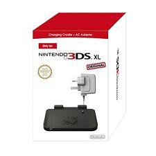 Station de recharge + Bloc d'alimentation (( UK )) Nintendo 3DS XL Officiel Neuf