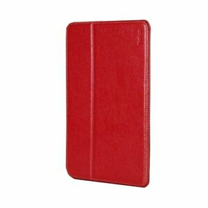 """Yobao Executive Real Leather Case for Samsung Galaxy Note 10.1""""  Red"""