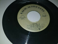 """OHIO EXPRESS Firebird / Chewy Chewy RADIO ACTIVE GOLD 8 VINYL 7"""" 45 RECORD"""