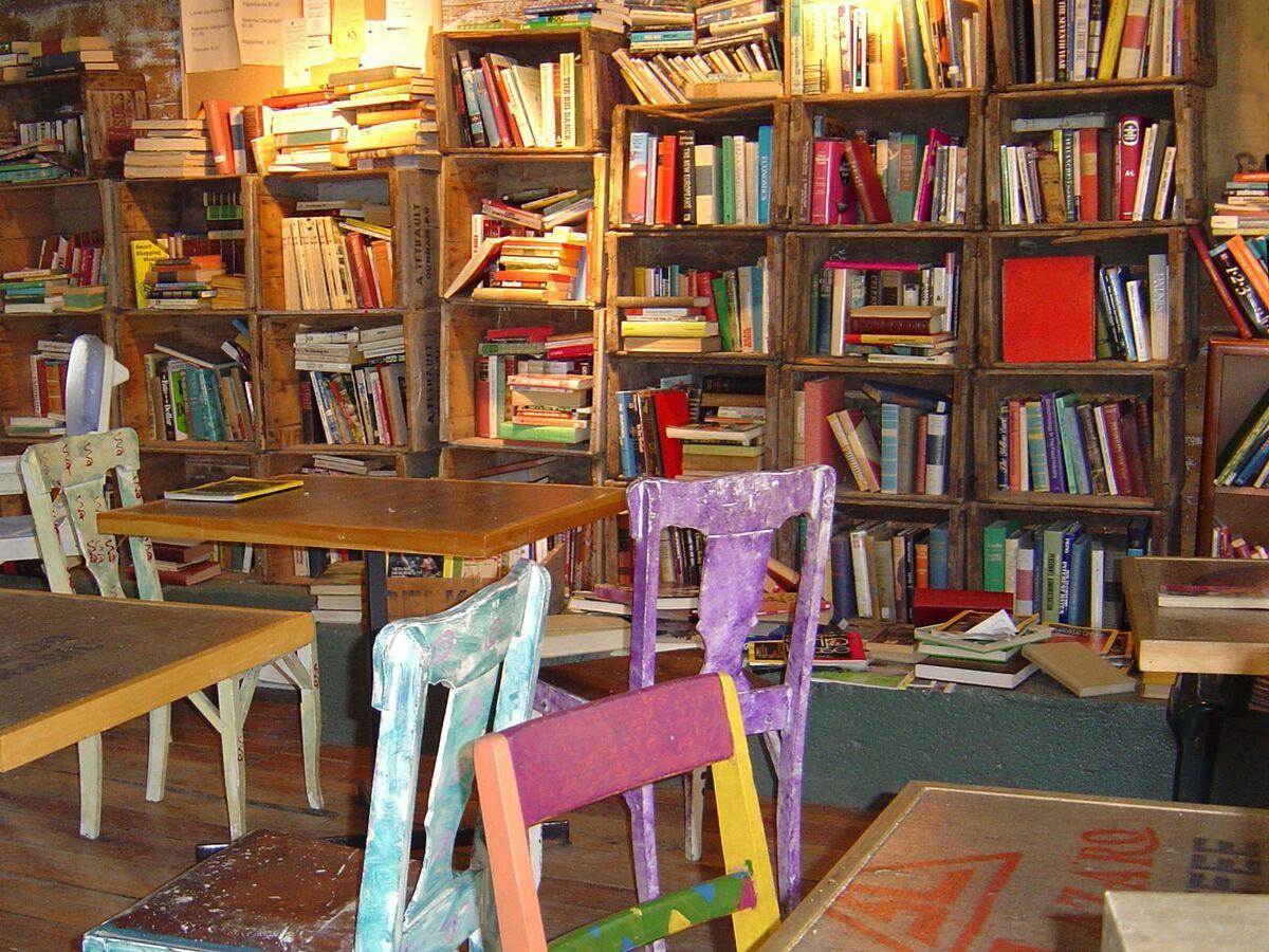 Best Little Book House
