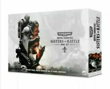 Games Workshop Sisters of Battle Army Set
