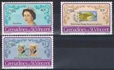 Grenadines St. Vincent postfris 1980 MNH 186-188 - Stamp Exhibition London (17)