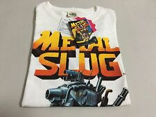 Official Shimamura Metal Slug T-Shirt L Large Size Japan SNK NEO GEO AES MVS CD