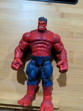 Marvel Legends Red Hulk BAF Figure Complete - (Build a Figure) Authentic!!!