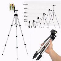 Newest Pro Aluminum Video Camera Camcorder Foldable Cell Phone Tripod #.