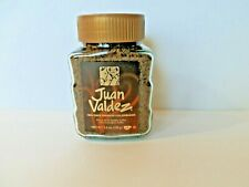 JUAN VALDEZ 100% PREMIUM FREEZE  COLOMBIAN DRIED INSTANT COFFEE, 3.5OZ
